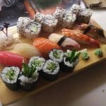 mix sushi set fine sushi bar sushi belgrade